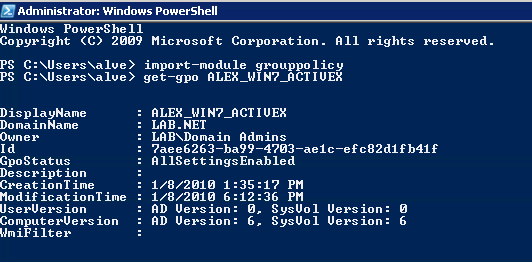 Creating Group Policy Reports with PowerShell – Anything