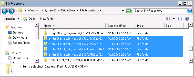 Inside the Windows 7 Driver Store – Anything about IT