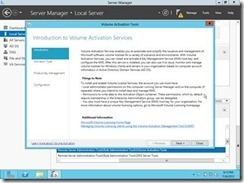 How to setup KMS on Server 2012 for activating Office 2013 Preview